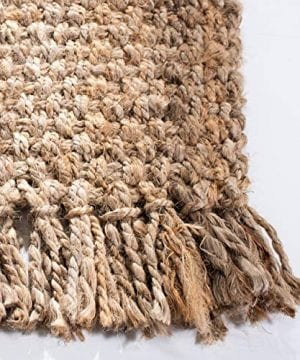 Safavieh Natural Fiber Collection NF467A Hand Woven Jute Area Rug 4 X 6 0 1 300x360