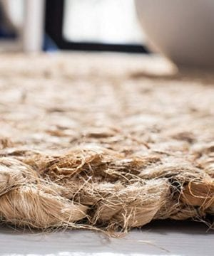 Safavieh Natural Fiber Collection NF467A Hand Woven Jute Area Rug 4 X 6 0 2 300x360