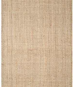 Safavieh Natural Fiber Collection NF467A Hand Woven Jute Area Rug 5 X 8 0 0 300x360