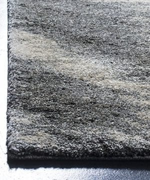 Safavieh Retro Collection RET2891 8012 Modern Abstract Grey And Ivory Area Rug 3 X 5 0 0 300x360