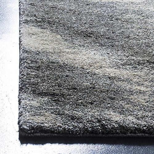 Safavieh Retro Collection RET2891 8012 Modern Abstract Grey And Ivory Area Rug 3 X 5 0 0
