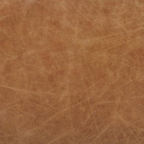 Stone Beam Bradbury Chesterfield Modern Tufted Leather Loveseat Sofa Couch 787W Cognac 0 3