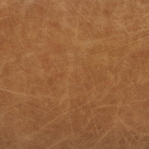 Stone Beam Bradbury Chesterfield Tufted Leather Sofa Couch 929W Cognac 0 3