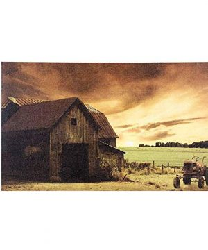 Timeless By Design Farmhouse Sunset Canvas Art 0 300x360