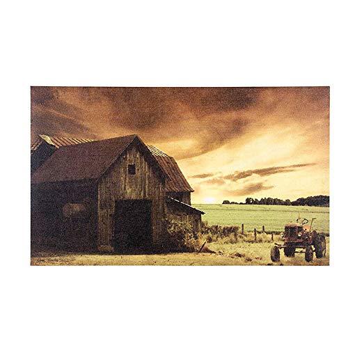 Timeless By Design Farmhouse Sunset Canvas Art 0