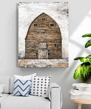 Yihui Arts Farmhouse Rustic Wall Decor Canvas Wall Art Painting Pictures For Kids Room Multi D 28Wx20L 0 1 300x360