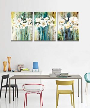 Farmhouse Wall Art Painting For Dining Room Bathroom Abstract Canvas Art Family Wall Decor For Bedroom Kitchen Office Wall Decoration Living Room Decor Flowers Pictures Artwork For Home Walls 3 Piece 0 1 300x360