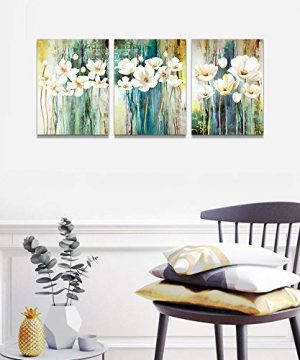 Farmhouse Wall Art Painting For Dining Room Bathroom Abstract Canvas Art Family Wall Decor For Bedroom Kitchen Office Wall Decoration Living Room Decor Flowers Pictures Artwork For Home Walls 3 Piece 0 5 300x360