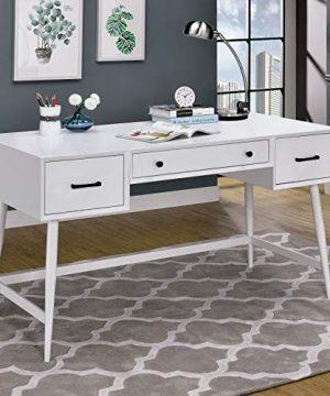 247SHOPATHOME Bran Writing Desk White 0 0 300x360