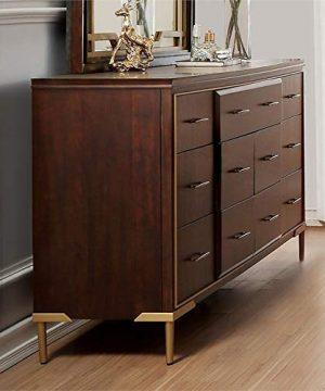 ACME Furniture Inverness Desk Reclaimed Oak 0 0 300x360