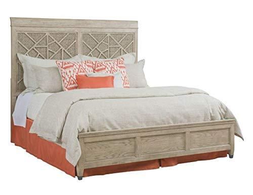 American Drew Vista Cal King Altamonte Bed Complete 803 327R 0