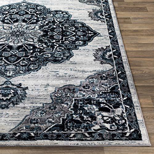 Artistic Weavers Area Rug 93 X 123 Navy 0 0