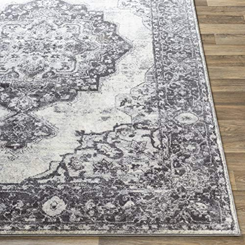 Artistic Weavers Genevive Area Rug 9 X 123 Charcoal 0 1