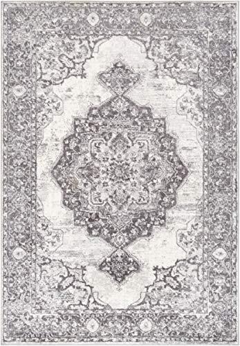 Artistic Weavers Genevive Area Rug 9 X 123 Charcoal 0