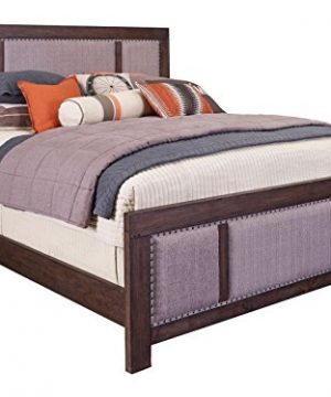 Broyhill Larimer Square Upholstered Bed California King 0 300x360