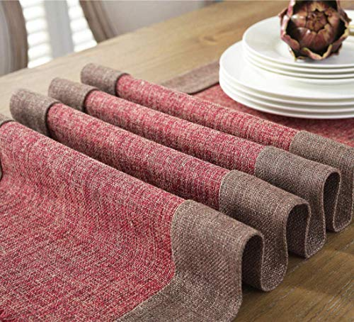 Cicy Bell Soft Cotton Linen Woven Classic Table Runner With Fringe Tasseled Table Mats Decorative Table Runner Farmhouse Table Runner Rustic Decor Table Runner Wedding Washable Runner 15x86 Inch 0 2