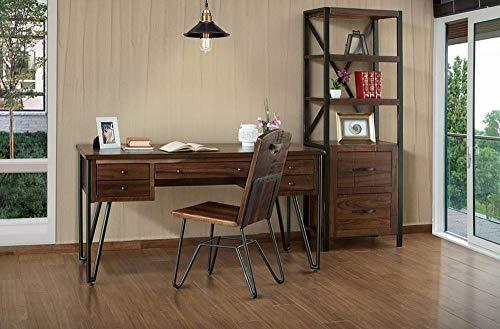 Granville Parota Hairpin Desk 0 2