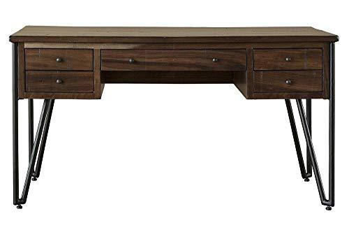 Granville Parota Hairpin Desk 0 3