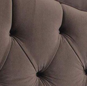 Leffler Home Night Party Chocolate Allure Diamond Tufted Bed Queen Dark Brown 0 2 300x296