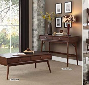 Lexicon Janvier 52 X 16 Counter Height Writing Desk Brown 0 3 300x286