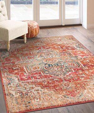 Luxe Weavers Red 9x12 Oriental Area Rug 0 0 300x360