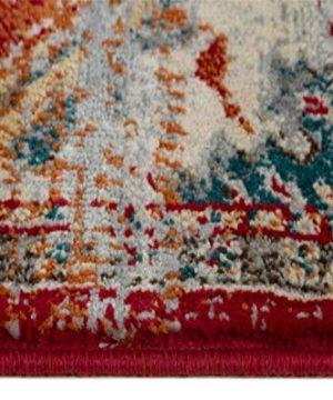 Luxe Weavers Red 9x12 Oriental Area Rug 0 1 300x360