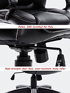 Mei Xu Boss Chair Home Computer Chair Office Chair Reclining Swivel Chair Leisure Chair Multi Color Optional Office Supplies Color WRed Wine 0 5 271x360