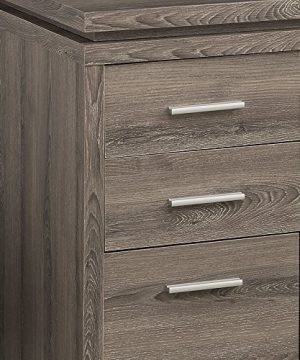 Monarch Specialties Hollow Core Left Or Right Facing Corner Desk Dark Taupe 0 3 300x360