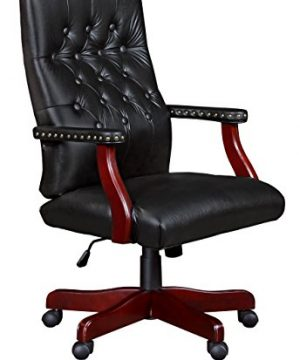 Regency Ivy League Swivel Chair Black 0 300x360