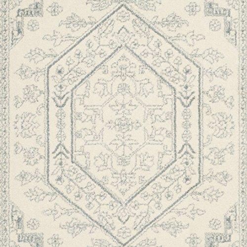 Safavieh Adirondack Collection ADR108S Ivory And Slate Oriental Vintage Medallion Area Rug 9 X 12 0 3