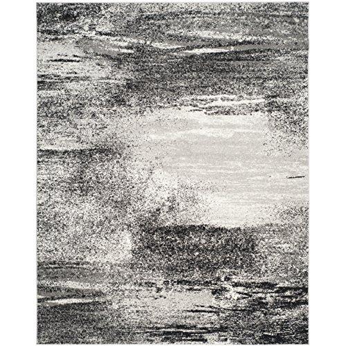 Safavieh Adirondack Collection ADR112G Modern Abstract Area Rug 9 X 12 SilverMulti 0 0