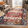 Safavieh Farmhouse Collection FMH847A Area Rug 9 X 12 CreamNavy 0 100x100