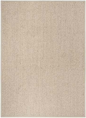 Safavieh Natural Fiber Collection NF525C Marble Sisal Area Rug 9 X 12 0 0