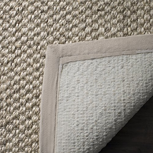 Safavieh Natural Fiber Collection NF525C Marble Sisal Area Rug 9 X 12 0 2