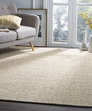 Safavieh Natural Fiber Collection NF525C Marble Sisal Area Rug 9 X 12 0 300x360