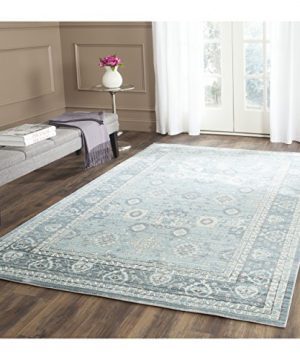 Safavieh Valencia Collection VAL110B Alpine And Multi Vintage Distressed Silky Polyester Area Rug 9 X 12 0 2 300x360