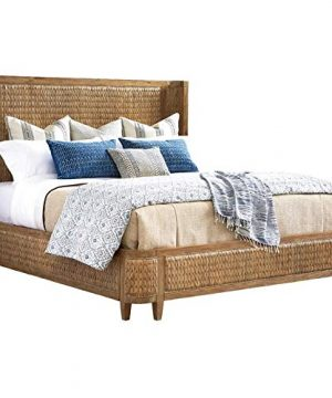 Tommy Bahama Los Altos Ivory Coast Woven King Bed In Natural 0 300x360