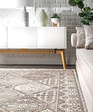 NuLOOM Becca Vintage Tile Area Rug 9 X 12 Beige 0 1 300x360