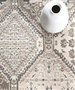 NuLOOM Becca Vintage Tile Area Rug 9 X 12 Beige 0 4 300x360