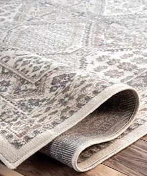 NuLOOM Becca Vintage Tile Area Rug 9 X 12 Beige 0 5 300x360