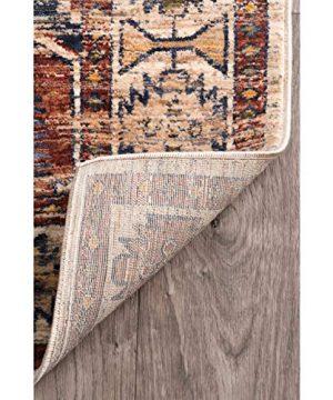 NuLOOM Temptation Tribal Area Rug 9 X 12 Rust 0 1 300x360