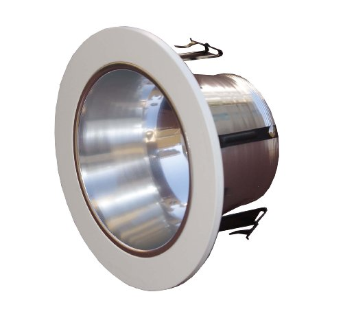 6 Pack 4 Inches Open Reflector TrimTrims For Line Voltage Recessed LightLighting Fit HaloJuno 0 0