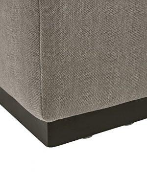 Amazon Brand Stone Beam Lauren Down Filled Oversized Ottoman With Hardwood Frame 465W Slate 0 1 300x360