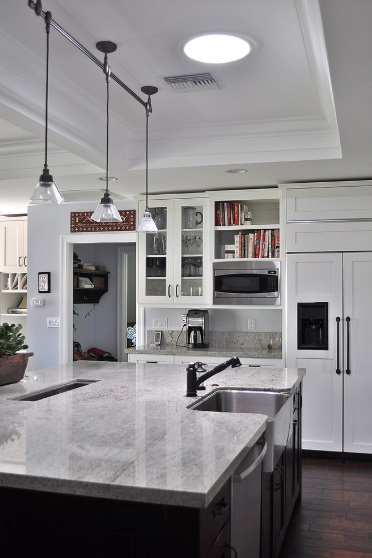Arcadia Kitchen Remodel by Pankow Construction - Design Remodeling