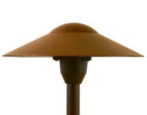 Best Pro Lighting 3W LED Low Voltage Mushroom Path Light Set Of 4 301RST LED 0 1 300x236