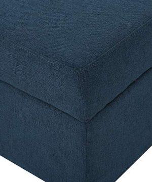 Christopher Knight Home Chatsworth Fabric Storage Ottoman Navy Blue 0 2 300x360