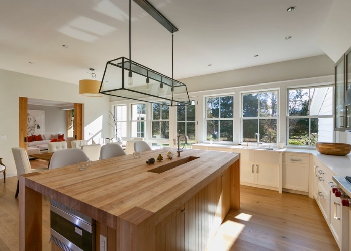 Contemporary Gables Westport, CT by Vicente Burin Architects