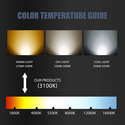 GOODSMANN Equinox 8 Pack LED Low Voltage Landscape Lighting 06 Watt Pathway Light With Metal Stake 22 Lumen Warm White Charcoal Brown 9920 2101 08 0 4