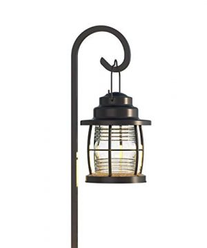 GOODSMANN Harbor Collection Low Voltage Landscape Lights 11 Watt LED Low Voltage Pathway Lights With Metal Stake 32 Lumens For Driveway Yard Lawn Garden 9920 4110 01 0 300x360