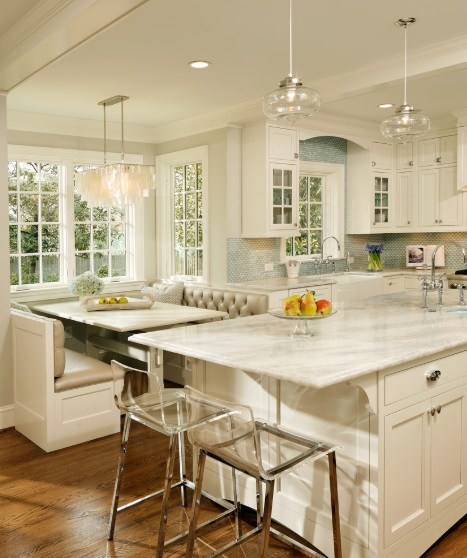 GREEN with Envy - LEED Certified Whole House Renovation by Harry Braswell Inc.